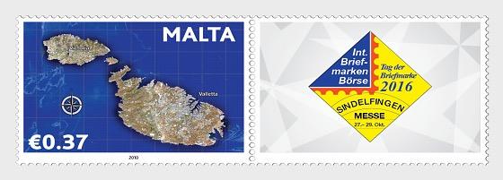 Fiera del francobollo di Sindelfingen 2016 - Serie