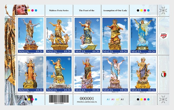 Maltese Festa Series - The Assumption Of Our Lady 2017 - Set