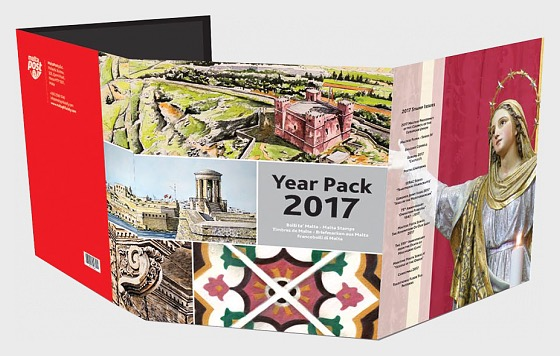 2017 Year Pack - Year Collections
