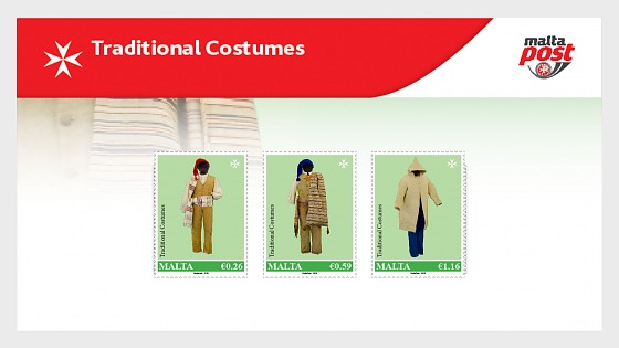 Traditional Costumes 2018 - Presentation Pack