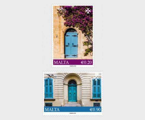 Euromed Postal - 'Houses in the Mediterranean' - Set