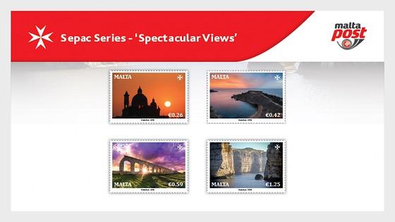 Sepac 2018 - Spectacular Views - Presentation Pack