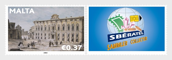 Prague stamp Fair 2018 - Set