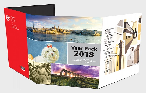 2018 Year Pack - Year Collections