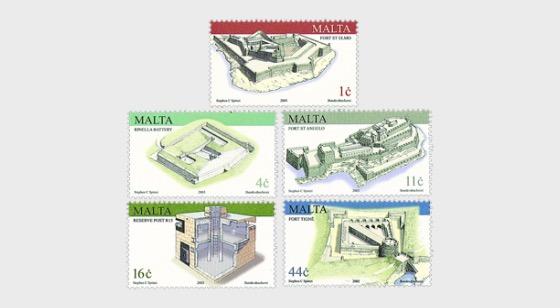 Military Architecture - Set