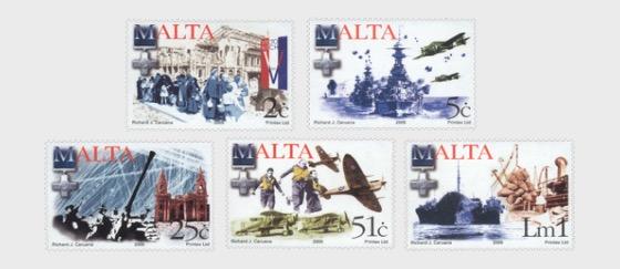 Bataille de Malte - Séries