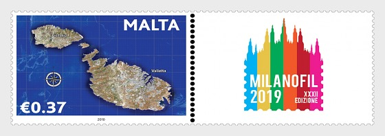Milanofil Stamp Fair - Serie