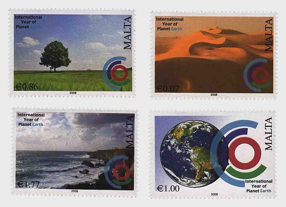 International Year of Planet Earth - Set