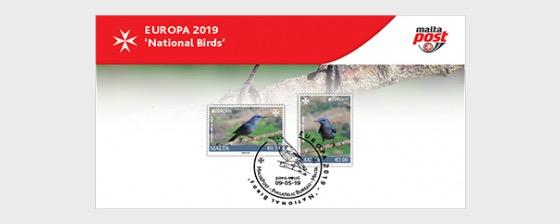 Europa 2019 - National Birds - Collectibles