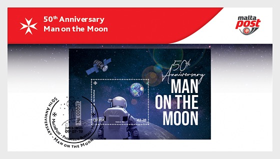 50th Anniversary Man On The Moon - Special Folder