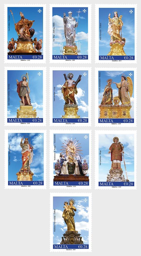 Maltese Feasts Series III 2019 - Set