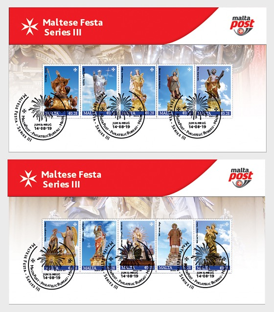 Maltese Feasts Series III 2019 - Collectibles