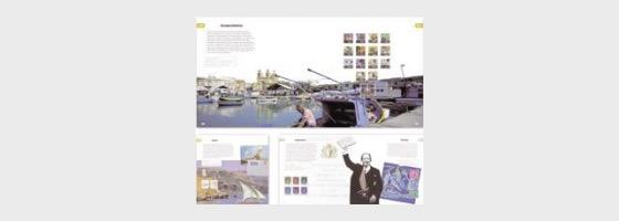 Malta Stamp Collezione - Collection Pack Plus