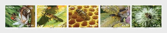 Apiculture In Malta - 2019 - 套票