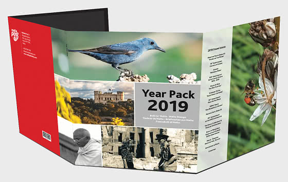 2019 Year Pack - Year Collections