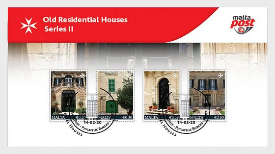 Vieilles Maisons D'Habitation Série II - Collectable