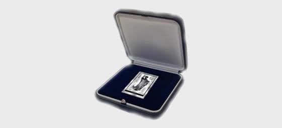 Francobolli d'argento di Malta 2008-2017 - Silver Collection