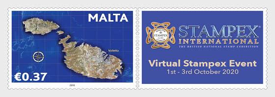 个性化邮票虚拟Stampex 2020 - 套票