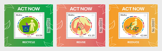 Act Now - The United Nations Campaign for Individual Action - Set
