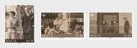 100° Anniversario della nascita di SAR il Principe Filippo - Il Duca di Edimburgo - - Serie