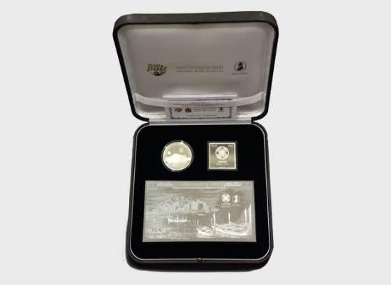 FREE GIFT when you purchase the Silver Stamp Ingot Joint - CHOGM 2015! - Collectibles