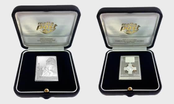FREE GIFT when you Purchase Silver Ingot George Cross and Silver Ingot Mattia Preti! - Collectibles