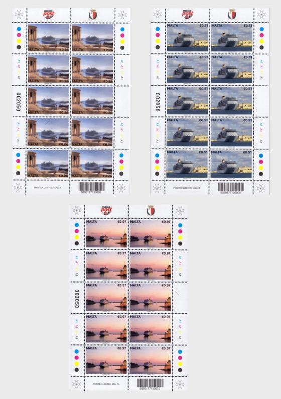 European Maritime Day - Sheetlets