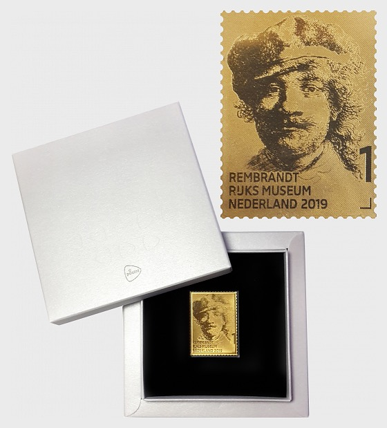 Rembrandt - GOLD STAMP - Limited Edition, Only 3500 Ex Worldwide - Set