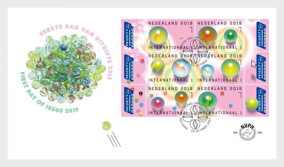 Gewoontjes - First Day Cover