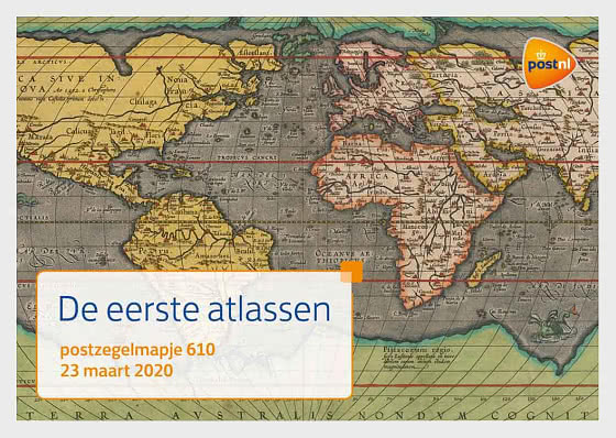 The First Atlases - Presentation Pack