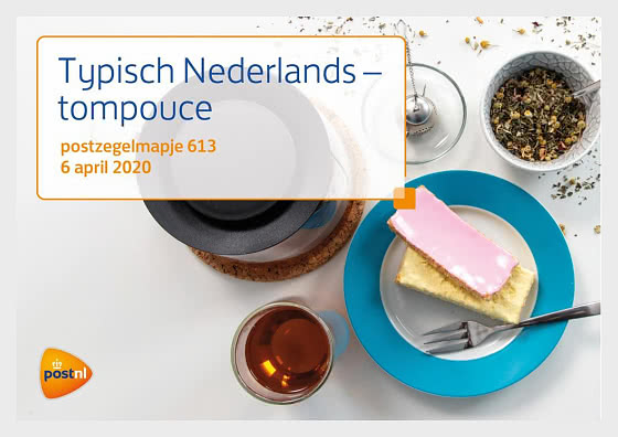 Typically Dutch - Tompouce - Presentation Pack
