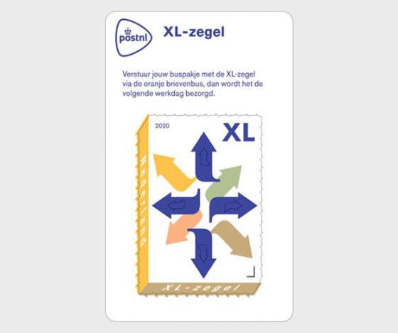 XL Stamp - Set