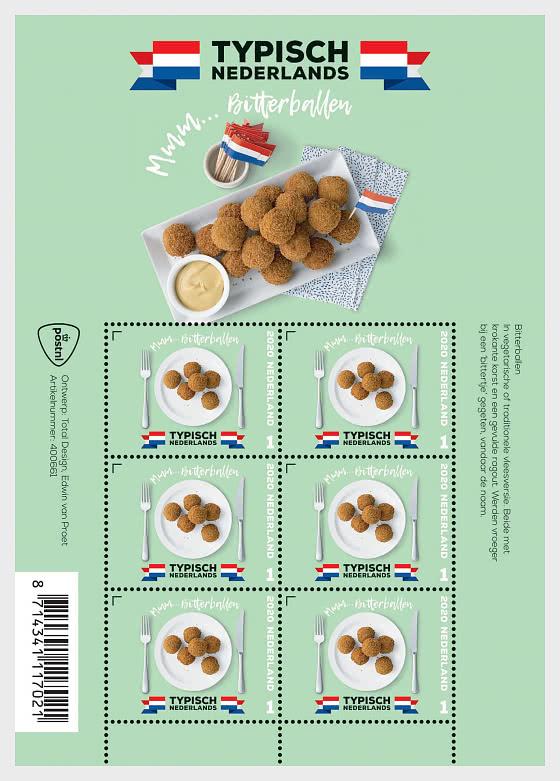 Tipicamente Olandese - Bitterballen - Minifogli
