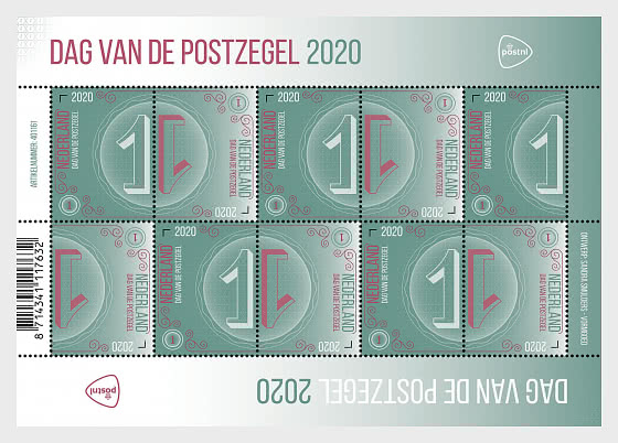 Stamp Day 2020 - Sheet Mint - Sheetlets