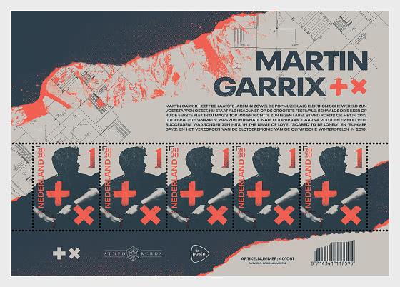 Martin Garrix - Minifogli