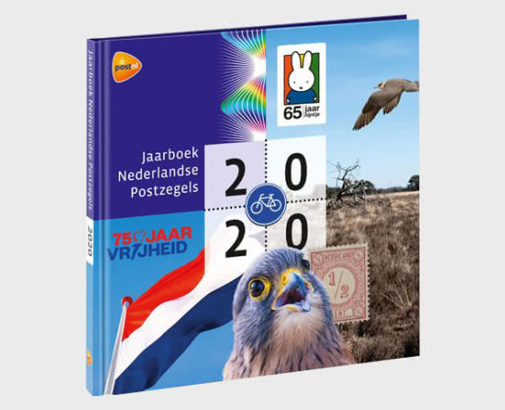 Year Book 2020 (in Dutch Without Stamps) - Annual Product