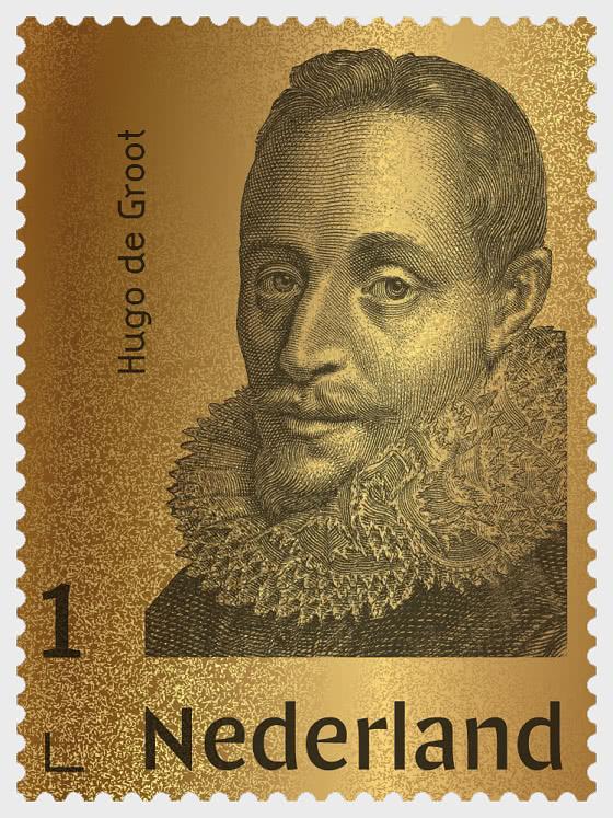 Golden Stamp - Hugo de Groot - Collectibles