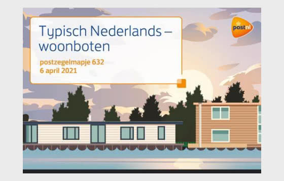 Typically Dutch - Houseboats - Presentation Pack
