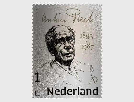 Silver Stamp - Anton Pieck - Collectibles