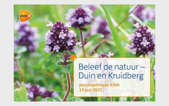 Experience Nature - Duin en Kruidberg - 636b - Presentation Pack