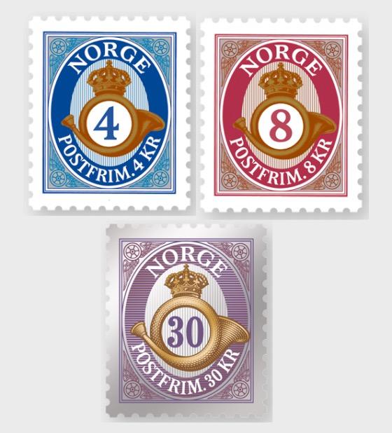 Posthorn 2010 - Serie