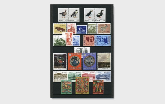 Year Set 1981 (Catalogue Price) - Annual Product