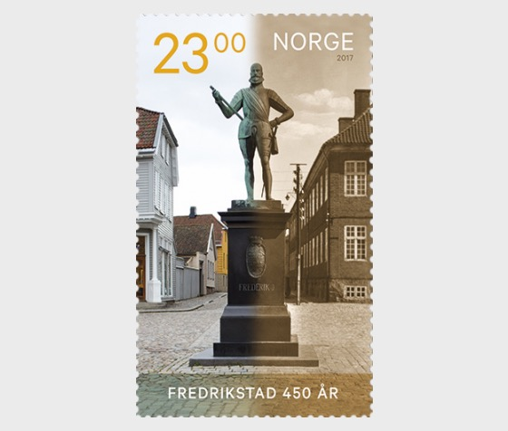 Fredrikstad 450th Anniversary - Set