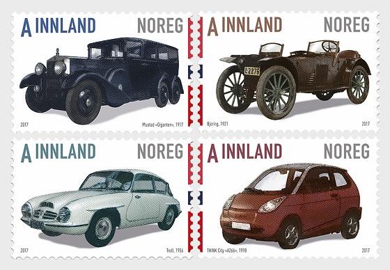 Norwegian Cars - Set
