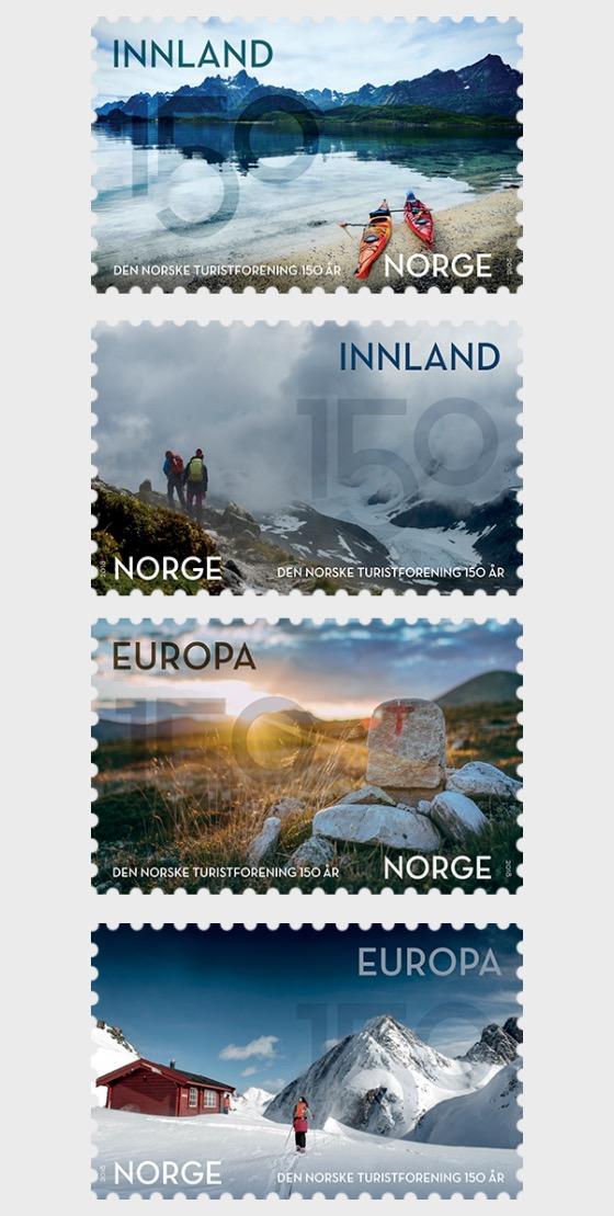 Norwegian Trekking Association 150th Anniversary - Set