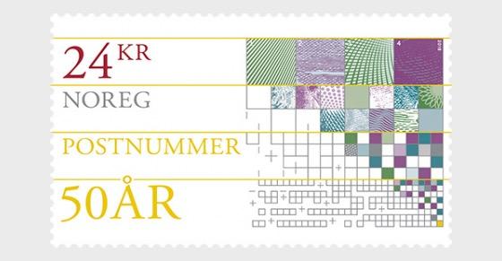 50 Años de Código Postal - Series