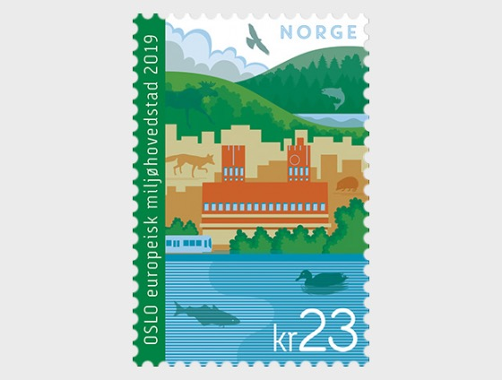 Capital Verde Europea de Oslo 2019 - Series
