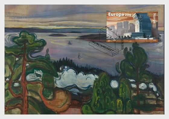 Munch Museum - Maximumkarten