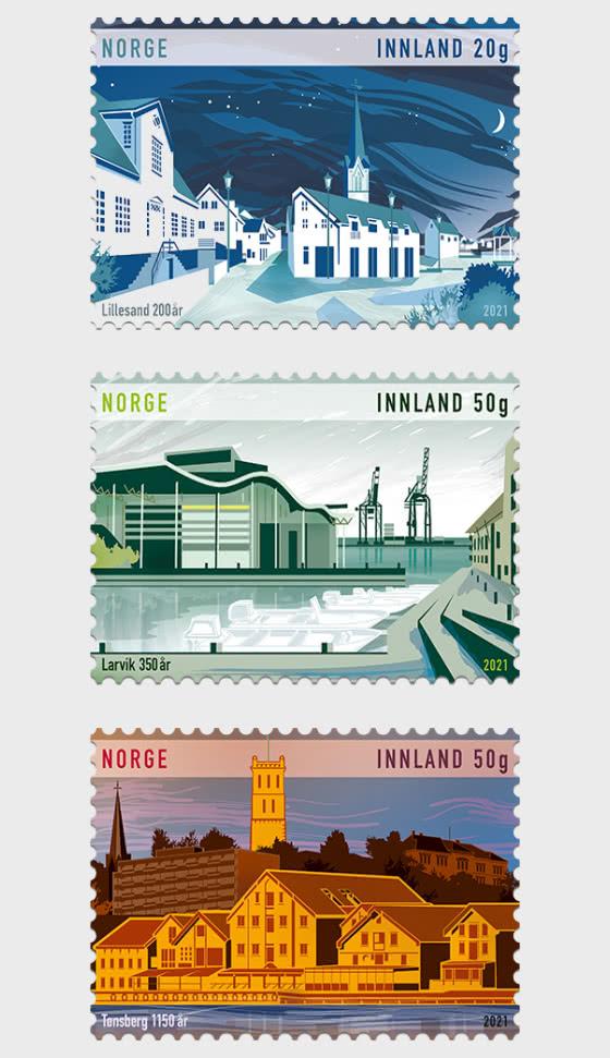 城市周年 - 套票