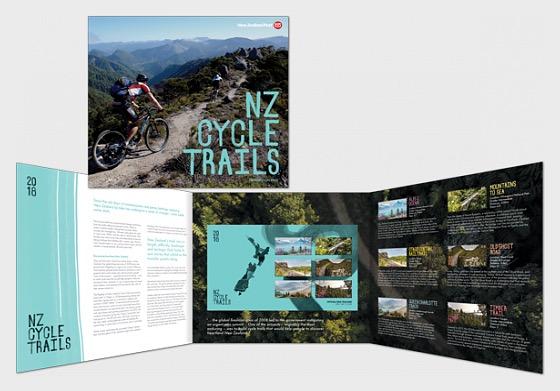 2018 NZ Cycle Trails Presentation Pack - Presentation Pack